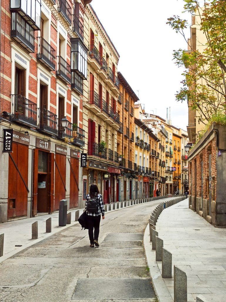 calles que visitar en Madrid Cava Baja
